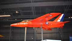 Folland Gnat T.1 c/n FL.574 United Kingdom Air Force serial XR977 (sirgunho) Tags: royal air force raf museum hendon london england united kingdom preserved aircraft aviation folland gnat t1 cn fl574 serial xr977