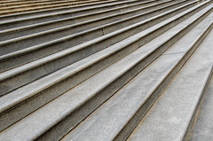 """Steps at the Tweed Courthouse"" (Photography by Sharon Farrell) Tags: nocamerasallowed tweedcourthouse oldnewyorkcountycourthouse chambersstreet newyorkcitylandmark nationalregisterofhistoricplaces manhattan manhattannewyork entryportico thehousethattweedbuilt newyork newyorkcity nyc stepsandstairs steps stairs stairporn stairscape stairway abstract abstractphotography"