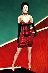 GIULIADESIGN@SWANK February 2019 (Geoffrey Firehawk MR V♛ Belgium 2014) Tags: sl secondlife event swank giuliadesign outfit mesh fashion fashionpixel femalewear femaleclothing female model modeling mode mannequin