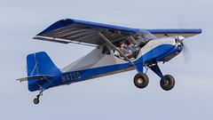 Gair-Planes Mule N422G (ChrisK48) Tags: kdvt n422g gairplanesmule airplane phoenixaz aircraft dvt 2017 phoenixdeervalleyairport