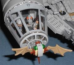 Lego - 75192 Millennium Falcon (Darth Ray) Tags: lego star wars 75192 millennium falcon