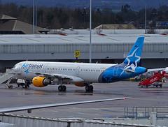 C-GTXY Airbus A321 of Air Transat (SteveDHall) Tags: aircraft airport aviation airfield aerodrome aeroplane airplane manchester manchesterairport 2019 egcc airliner airliners airbus cgtxy airbusa321 airtransat tsc transat gtcdy a321 a