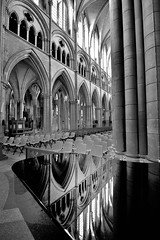 MAR_1919_00002 (Roy Curtis, Cornwall) Tags: uk cornwall truro trurocathedral reflection grandpiano architecture