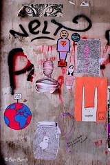Roma. Ostiense. Street art by Alessia Babrow, Guaro, Zeta, me, Pitto Ergo Sum, C_ska, Titissima, Streetartee (R come Rit@) Tags: italia italy roma rome ritarestifo photography streetphotography urbanexploration exploration urbex streetart arte art arteurbana streetartphotography urbanart urban urbanculture graffiti graff graffitiart artwork contemporaryart artecontemporanea artedistrada underground wall walls wallart muro muri streetartroma streetartrome graffitiroma graffitirome urbanartroma streetartitaly italystreetart romestreetart romastreetart romegraffiti romeurbanart alessiababrow guaro zeta me pittoergosum cska titissima streetartee ostiense poster posterart colla glue paste pasteup zoo world