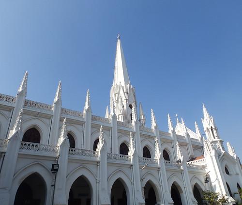 St. Thomas Cathedral Basilica, Chennai