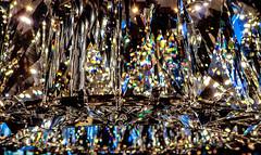 Crystal Clear (Teja*) Tags: macro colorful rainbow reflection crystal sparkly