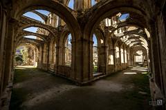 Monasterio de Rioseco (JoseQ.) Tags: monasterio rioseco burgos ruinas arcos piedras arquitectura medieval abandono merindades