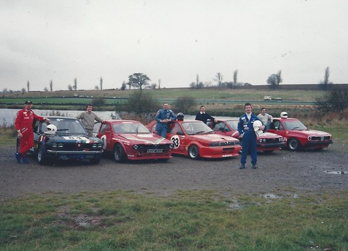 Mallory 1988 line-up
