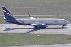 Aeroflot International Airlines Boeing 737-8LJ VP-BRR (c/n 41197) (Manfred Saitz) Tags: vienna airport schwechat vie loww flughafen wien aeroflot boeing 737800 738 b738 vpbrr vpreg