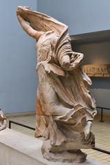 Nereid Statue (390-380 BC) (Bri_J) Tags: britishmuseum london uk museum historymuseum nikon d7500 nereid statue nereidmonument xanthos achaemenidpersianempire seanymph arbinas zoroastrian