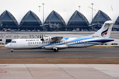 Bangkok Airways HS-PZG (Howard_Pulling) Tags: bangkokairways atr atr72 atr72600 bkk airport air prop