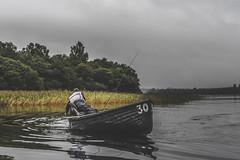 _DSC3590 (rubengalvezfoto) Tags: boat boatman fisher fisherman scotland lake loch