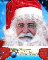MERRY CHRISTMAS & HAPPY HOLIDAYS! (A CASUAL PHOTGRAPHER) Tags: santaclaus johnlbeck christmas happy happynewyear costumes faces