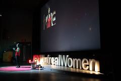 Tedxmontrealwomen 2018 - crédit photo Gaëlle Vuillaume-30