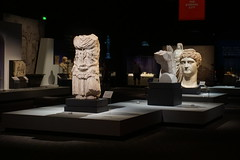 Rome and Empire Exhibition, NMA (LJMcK) Tags: nma nationalmuseumofaustralia britishmuseum roman classical sculpture ancient