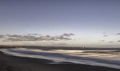 Steetley Pier Hartlepool (Durham George) Tags: steetley hartlepool pier sea sand clouds longexposure marine sony