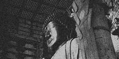 375smpen20475894_ef54342fa5_k (camera30f) Tags: japan todajji temple buddhism buddhist statue icon figure black interior history historical shade head religion architecture