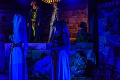 _DSC0489 (Carlo Granisso) Tags: musical church chiesa teatro theatre actor actress jesus sanfrancesco piece mask forzavenitegente maddalena altare animals animali ballo dancing bw blackandwhite torino turin nikon d7500 nikond7500
