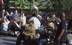 Street Jazz (TAZMPictures) Tags: neworleans jazz frenchquarter bourbonstreet