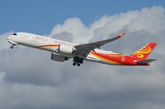 Hong Kong Airlines A350-941 (B-LGH) LAX Takeoff 2 (hsckcwong) Tags: hongkongairlines a350941 a350900 a350 airbusa350 blgh lax klax