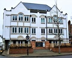 Former Ealing Studios Building - London. (Jim Linwood) Tags: ealing