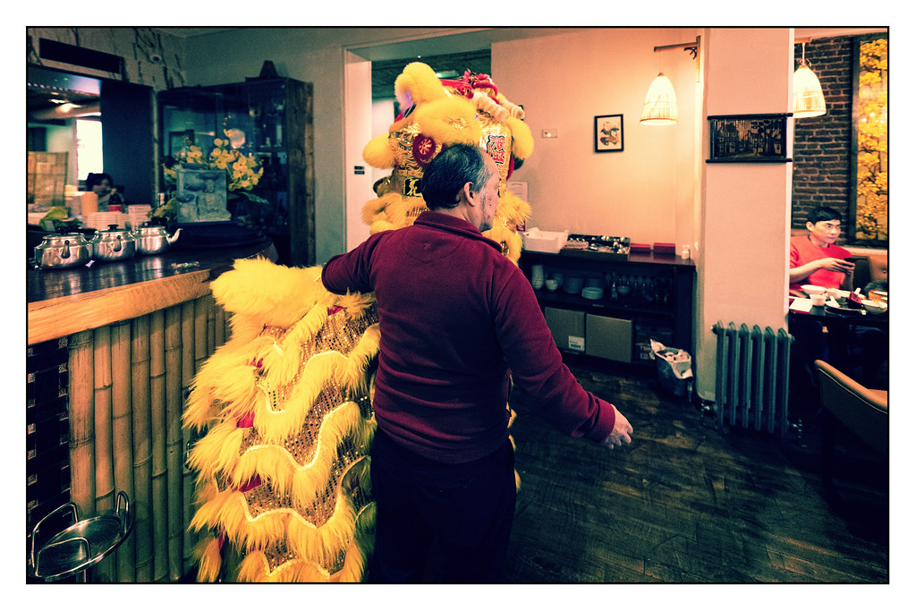 I WAS INVITED TO THE LUNAR NEW YEAR CELEBRATION AT MR. DINH ON CAPEL STREET [ THE YEAR OF THE PIG]-148712