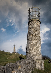 Crich Stand and Beacon (MixPix ) Tags: crich stand beacon derbyshire derbys dales peakdistrict