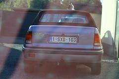 Opel Kadett Cabriolet (Dirk A.) Tags: 1sxd103 opel kadett cabriolet
