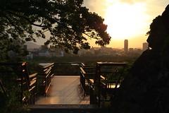 IMG_7470 (C.J. Wang) Tags: canoneos6d japan 福岡 古蹟 夕照 福岡城跡