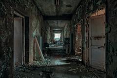 Krankenhaus МСЧ-126 (Nils Grudzielski) Tags: tschernobyl chernobyl urbanexploration lostplaces decay hospital abandonedplaces old