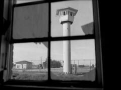 No Escape (raychristofer) Tags: prison bw mediumformat filmphotography