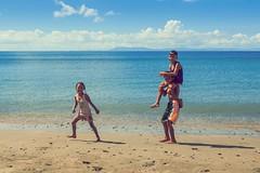 Fun (315Edith) Tags: canon 70d 1755mm sea coastal barangay dariao beach children fun catanduanes philippines