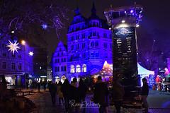 Eiszauber (r.wacknitz) Tags: winter eiszauber kohlmarkt braunschweig niedersachsen nikond3400 nikkor luminar18 colour light vividstriking