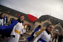 DSC05914 (Distagon12) Tags: portrait personnage people sonya7rii summilux wideaperture dreux défilé parade fête flambarts fêtesderue