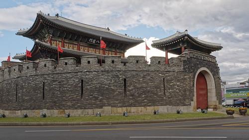 Suwon - Fort Paldalmun