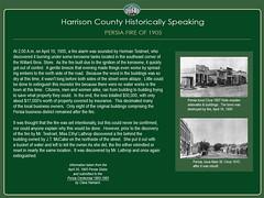 Persia_FireOf1905 (harrcogis) Tags: harrison county history persia iowa greatfire