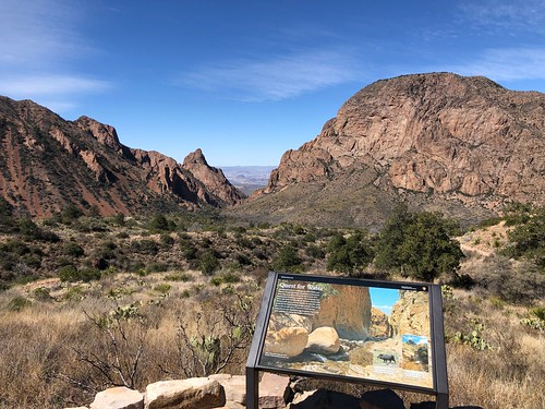 The Window - Big Bend National Park
