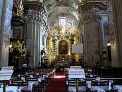 Kraków, Kościół św.Anny-IMG_0460p (Milan Tvrdý) Tags: kraków churchofstanna kościółśwanny poland polska cracow cracovia