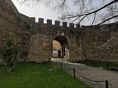 Muralla de Castillo de Granadilla Caceres 01 (Rafael Gomez - http://micamara.es) Tags: muralla de castillo granadilla caceres