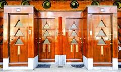 Churchill-laan (Hans Veuger) Tags: nederland thenetherlands amsterdam amsterdamzuid churchilllaan doors deuren nikon b700 coolpix nederlandvandaag unlimitedphotos twop churchilllane churchillavenue