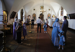 Ceremony in the medieval Refectory Church of Saint John the Divine (B℮n) Tags: київ kyiv kiev ukraine киев kiëv oekraïne dnjepr dnipro historical treasures river dnieper brovary 50faves topf50 orange revolution independence square europe centre history viktor janoekovytsj україна globus monument independencemonumentмонументнезалежності монументнезалежності ukrainehotel готель готельукраїна євромайдан ❤ blue yellow flag соборсвятоїсофії софійськийсобор national sanctuary holy cathedral complex landmark ukrainian baroque architecture heritage seven wonders unescoworldheritage михайлівськийзолотоверхиймонастир saintmichael goldendomedcathedral goldendomed domes gold golden religious rose rosegarden medieval refectoryofstjohnthedivine refectory stjohn divine church ceremony