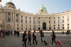 Street, Vienna Austria (KronaPhoto) Tags: høst wien vienna austria østerrike travel tourism tourists street building architecture