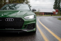 2019 RS5 Sportback (Rob Overcash Photography) Tags: audi rs5 sportback b9rs5 s5 sonomagreen vossen forged abt