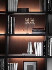 Living MAZZALI (MAZZALI bespoke italian furniture) Tags: living mazzali design furniuture libreria legno wood bespoke