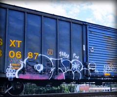 (timetomakethepasta) Tags: oter cdc d2f freight train graffiti art csx csxt boxcar