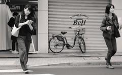 Fashion Gallery Bell (Bill Morgan) Tags: fujifilm fuji xpro2 35mm f2 bw jpeg acros alienskin exposurex4