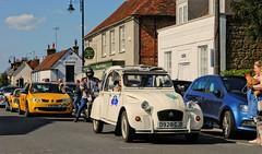 Supercars and more Pulborough 2019 (James Raynard) Tags: car classic pulborough display public event nikon d80 zoom outdoor citroen 2cv deuxchevaux citroën