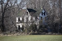 Chester House (Moon Rhythm) Tags: house bv vultures abandoned hopeless easternshore chester maryland usa