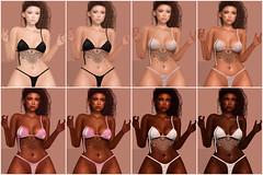 REVOUL - NANIKA - GENUS for Skin Fair 2019 (Ada Forwzy) Tags: second life sl virtual world game blog blogger fashion new news skin fair 2019 revoul stealthic nanika genus caboodle