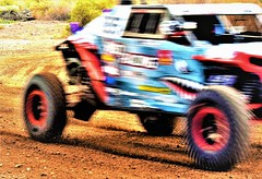 Flying by (thomasgorman1) Tags: race racing road fast utv az arizona blur spinning wheels tires 250 colors colorized enhanced processed nikon